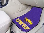 University Of Wisconsin - Stevens Point Carpet Car Mats