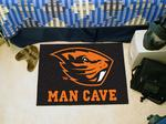 Oregon State University Beavers Man Cave Starter Rug