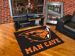 Oregon State University Beavers All-Star Man Cave Rug