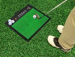 University of Texas at Austin Golf Hitting Mat