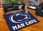 Penn State Nittany Lions All-Star Man Cave Rug