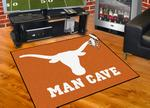 University of Texas Longhorns All-Star Man Cave Rug
