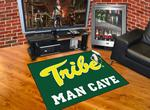 College of William & Mary Tribe All-Star Man Cave Rug