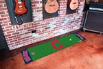 Cleveland Indians Putting Green Mat - C Logo
