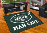 New York Jets All-Star Man Cave Rug