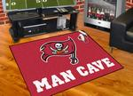 Tampa Bay Buccaneers All-Star Man Cave Rug