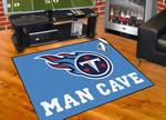 Tennessee Titans All-Star Man Cave Rug