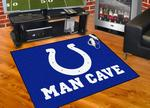 Indianapolis Colts All-Star Man Cave Rug