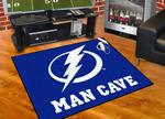 Tampa Bay Lightning All-Star Man Cave Rug