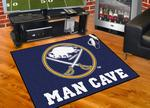 Buffalo Sabres All-Star Man Cave Rug