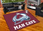Colorado Avalanche All-Star Man Cave Rug