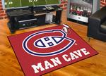 Montreal Canadiens All-Star Man Cave Rug