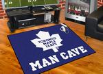 Toronto Maple Leafs All-Star Man Cave Rug
