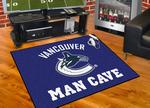 Vancouver Canucks All-Star Man Cave Rug