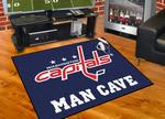 Washington Capitals All-Star Man Cave Rug