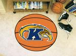 Kent State University Golden Flashes Basketball Rug