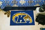 Kent State University Golden Flashes Starter Rug