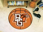 Bowling Green State University Falcons Basketball Rug