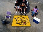 University of Arkansas at Pine Bluff Tailgater Rug
