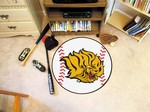 Arkansas - Pine Bluff Golden Lions Baseball Rug