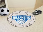 Saint Louis University Billikens Soccer Ball Rug