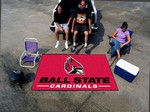 Ball State University Cardinals Ulti-Mat Rug