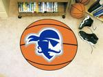 Seton Hall University Pirates Basketball Rug