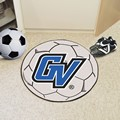 Grand Valley State University Lakers Soccer Ball Rug