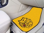 Arkansas - Pine Bluff Golden Lions Carpet Car Mats