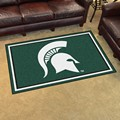 Michigan State University Spartans 4x6 Rug