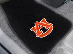 Auburn University Tigers Embroidered Car Mats