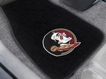Florida State University Seminoles Embroidered Car Mats