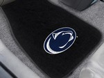 Penn State Nittany Lions Embroidered Car Mats