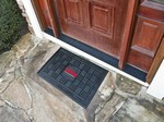 Florida Panthers Medallion Door Mat