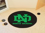 University of North Dakota Hockey Puck Mat