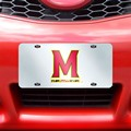 Maryland Terrapins Inlaid License Plate