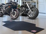 Washington Nationals Motorcycle Mat
