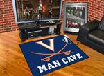 University of Virginia Cavaliers All-Star Man Cave Rug