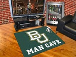 Baylor University Bears All-Star Man Cave Rug