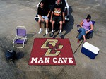 Boston College Eagles Man Cave Tailgater Rug