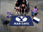 Brigham Young University Cougars Man Cave Ulti-Mat Rug