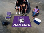 Northwestern University Wildcats Man Cave Tailgater Rug