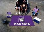 Northwestern University Wildcats Man Cave Ulti-Mat Rug