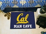 UC Berkeley Golden Bears Man Cave Starter Rug