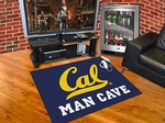 UC Berkeley Golden Bears All-Star Man Cave Rug