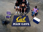 Cal Golden Bears Man Cave Tailgater Rug