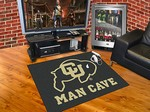 University of Colorado Buffaloes All-Star Man Cave Rug