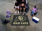 University of Colorado Buffaloes Man Cave Tailgater Rug