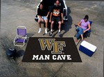 Wake Forest Demon Deacons Man Cave Ulti-Mat Rug