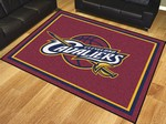Cleveland Cavaliers 8'x10' Rug